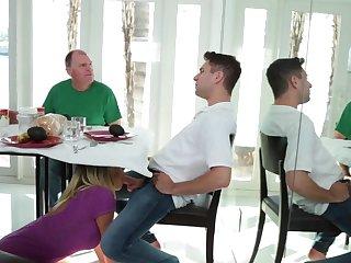 Kagney Linn Karter gets step son involving fuck her in crazy modes