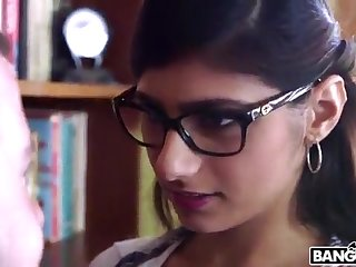 BANGBROS - Mia Khalifa is Involving coupled with Sexier Than Ever! Check Redness Out!
