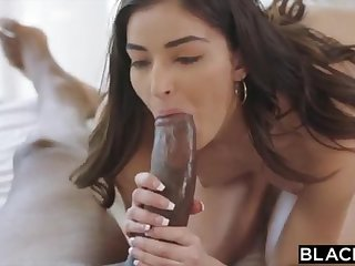 BLACKED School Academy Girl Vengeance Pounds Her Schoolteachers Fat Sombre COCK