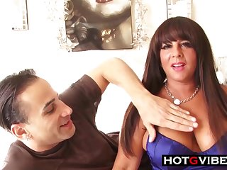 Huge Fun Bags mother I´d like to fuck Facial And Eating Ejaculant - Cassidy Exe