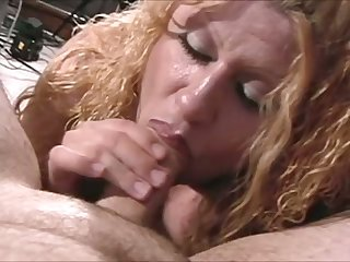 Receiving head had never been so enjoyable and this fat slut loves dick