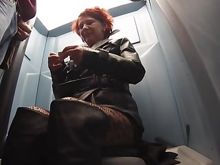 leather street whore public toilet bj