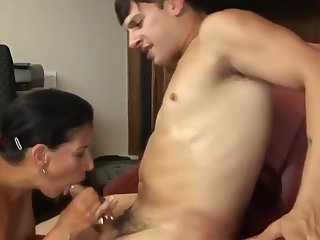 Hottest adult clip Old/Young incredible pretty one