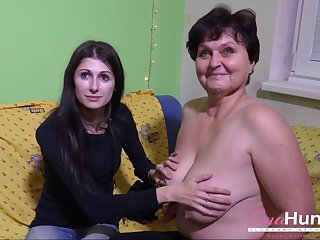 OmaHunteR Old Ladies Picked up for sexual fun