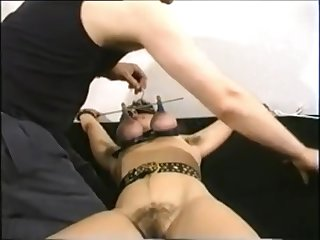 my painful tits initiation
