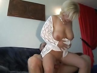 heidi mueller - interviewed and has sex with husband