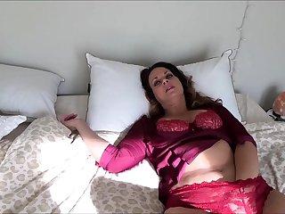 Mature lingerie fetish