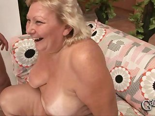 Fat Juliana's holes plowed well by a couple of  horny hunks