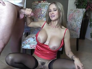 busty old whore Rio Blaze makes me cum!