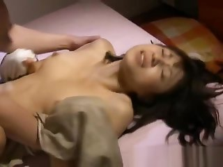 Japanese woman is kinky and mature part1